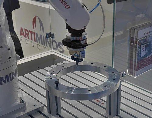 ArtiMinds Robotics - Vereinfachen Sie die Programmierung Ihres Denso Roboters mit ArtiMinds RPS