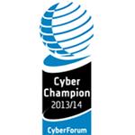Cyber Champion Award 2013 (Cyberforum)