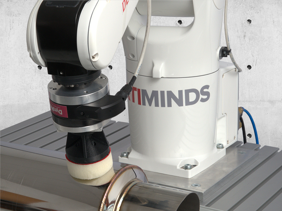 ArtiMinds Robotics - ArtiMinds RPS as an alternative to the Denso programming software WINCAPS