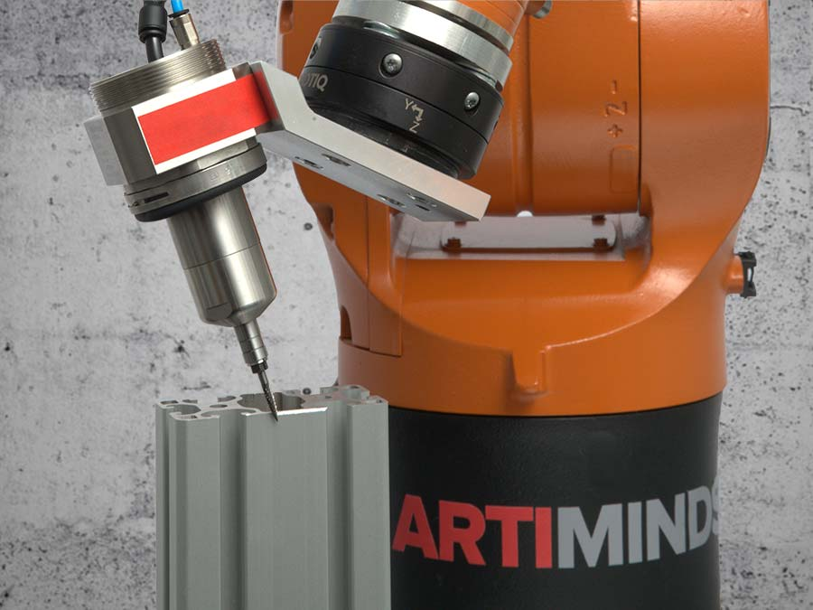 ArtiMinds Robotics - Programming Robots Independently and Flexibly with ArtiMinds RPS