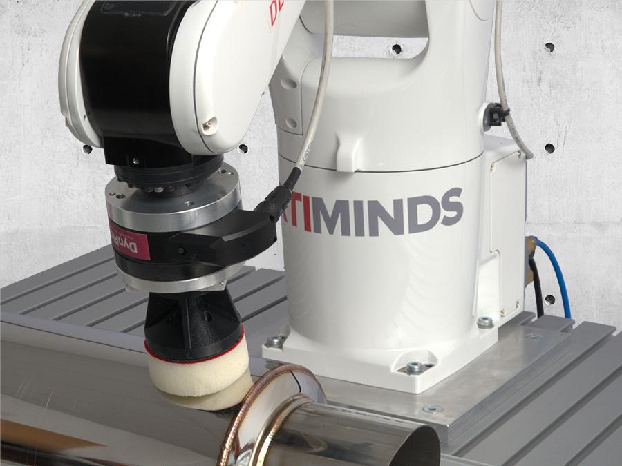 ArtiMinds Robotics – Ihr verlässlicher Partner für die Oberflächenbearbeitung