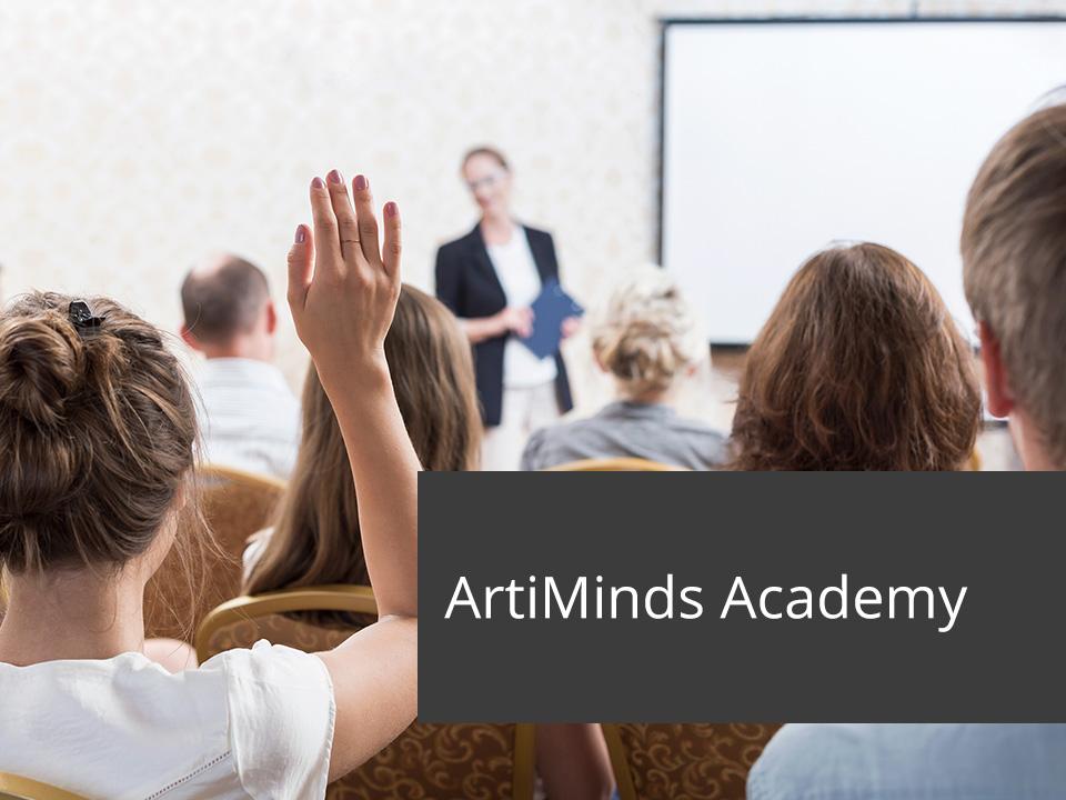 ArtiMinds Robotics – Wissenstransfer rund um Ihre Anwendung