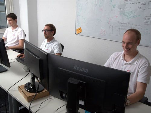 ArtiMinds Developers at work