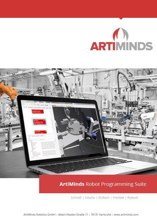 ArtiMinds Robot Programming Suite Download