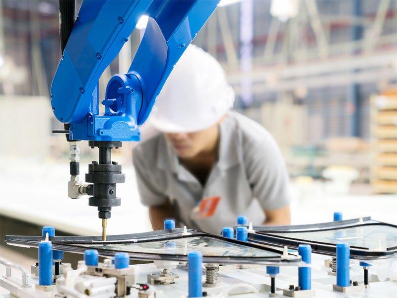 ArtiMinds Robotics – Dosieren und Kleben