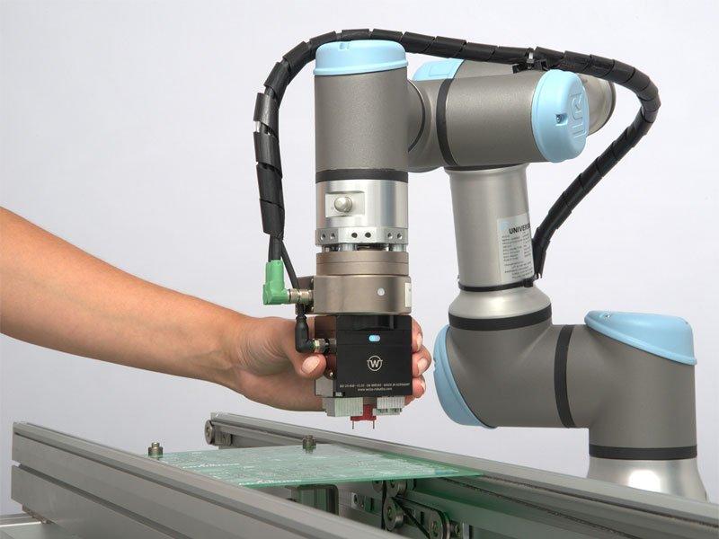 ArtiMinds Robotics - ArtiMinds RPS +Force ensures high process reliability
