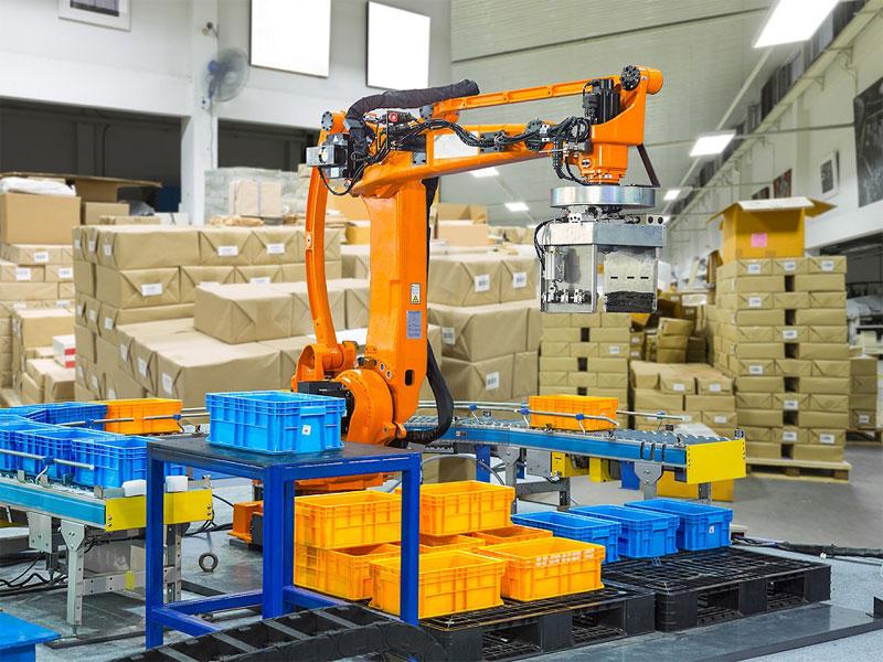 ArtiMinds Robotics - Pick and place with ArtiMinds RPS