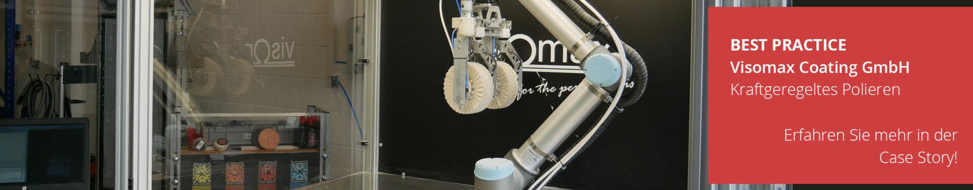 ArtiMinds Robotics – Referenz CS-Visomax