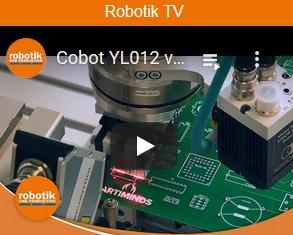 Robotik TV Cobot ArtiMinds