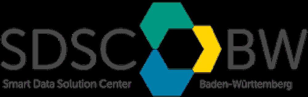Offizielles Logo SDSC BW