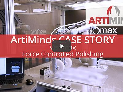 ArtiMinds Robotics – Best Practice mit Visomax Coating