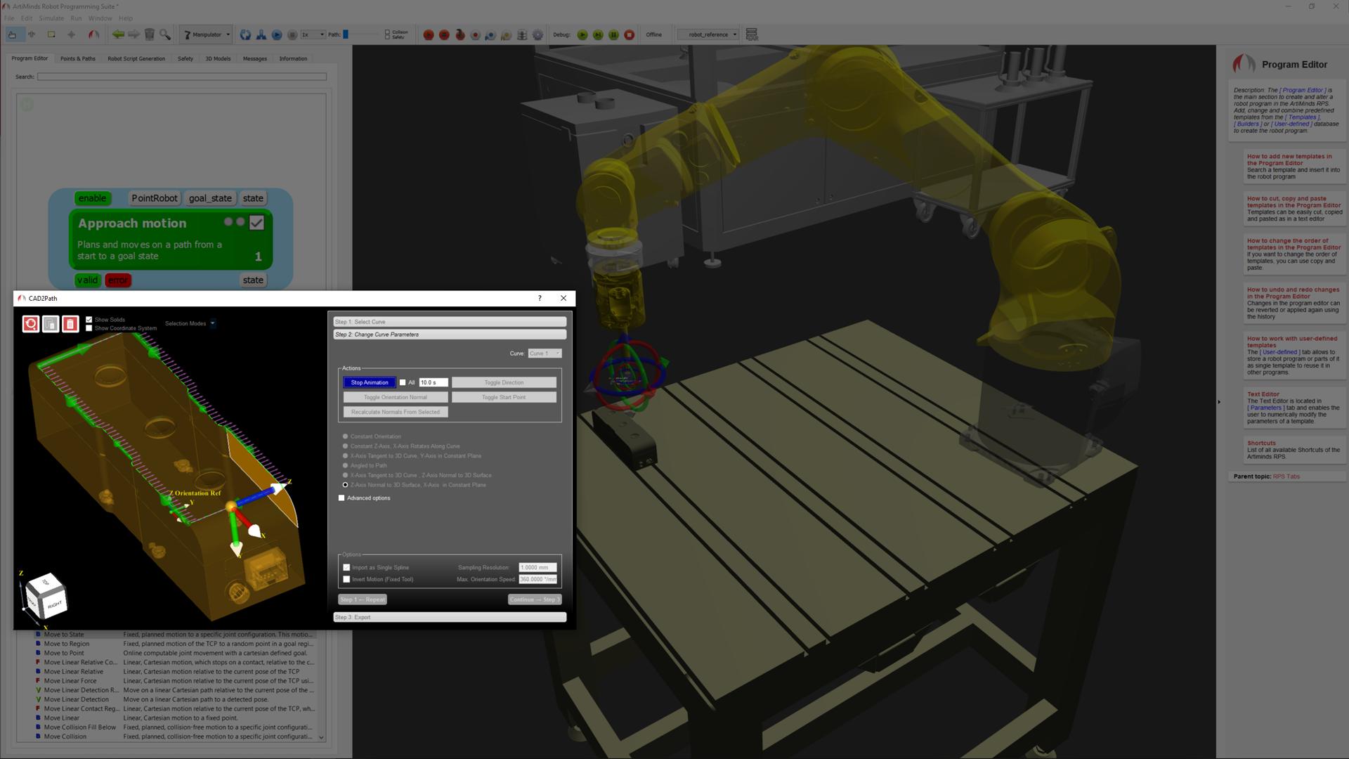 ArtiMinds Robotics TechTipp - Oberflächennormale berechnen