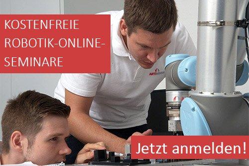 registrierung für kostenloses robotik-seminar