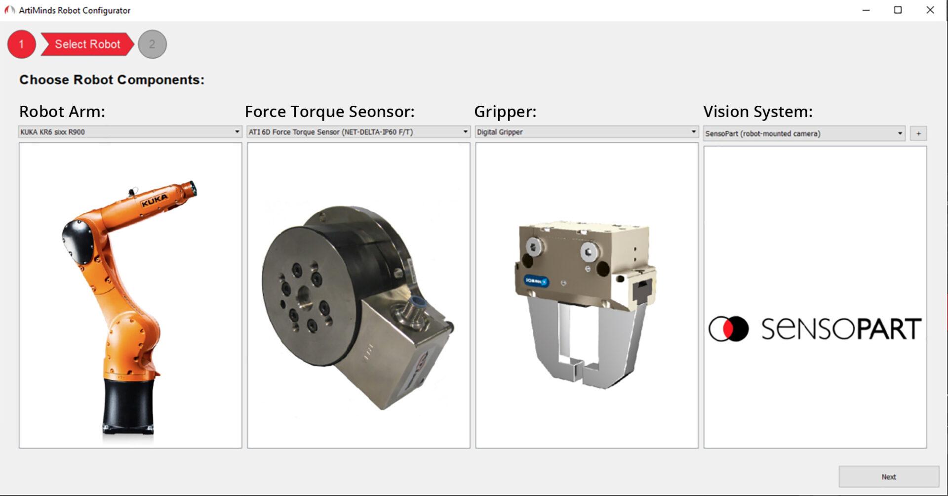 ArtiMinds Robotics - Herstellerunabhängige Roboterprogrammierung