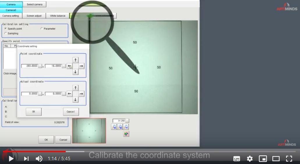 ArtiMinds Robotics TechTipp - Omron Kamera einrichten