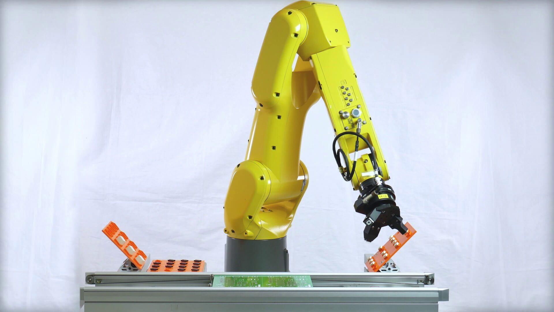 ArtiMinds Robotics - ArtiMinds RPS as an alternative to Fanuc simulation software Roboguide