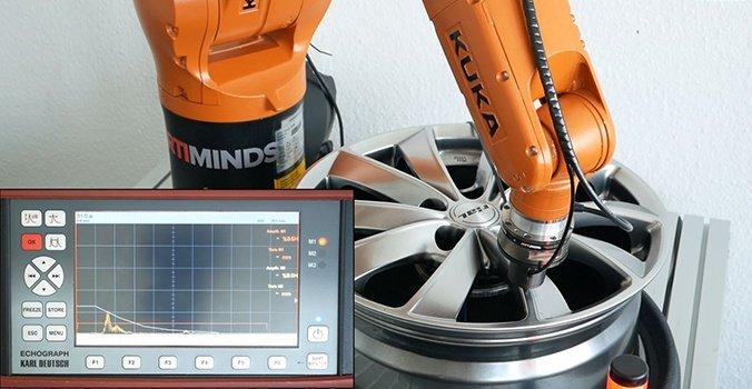 ArtiMinds Robotics TechTipp - Robotergestützte Ultraschallprüfung