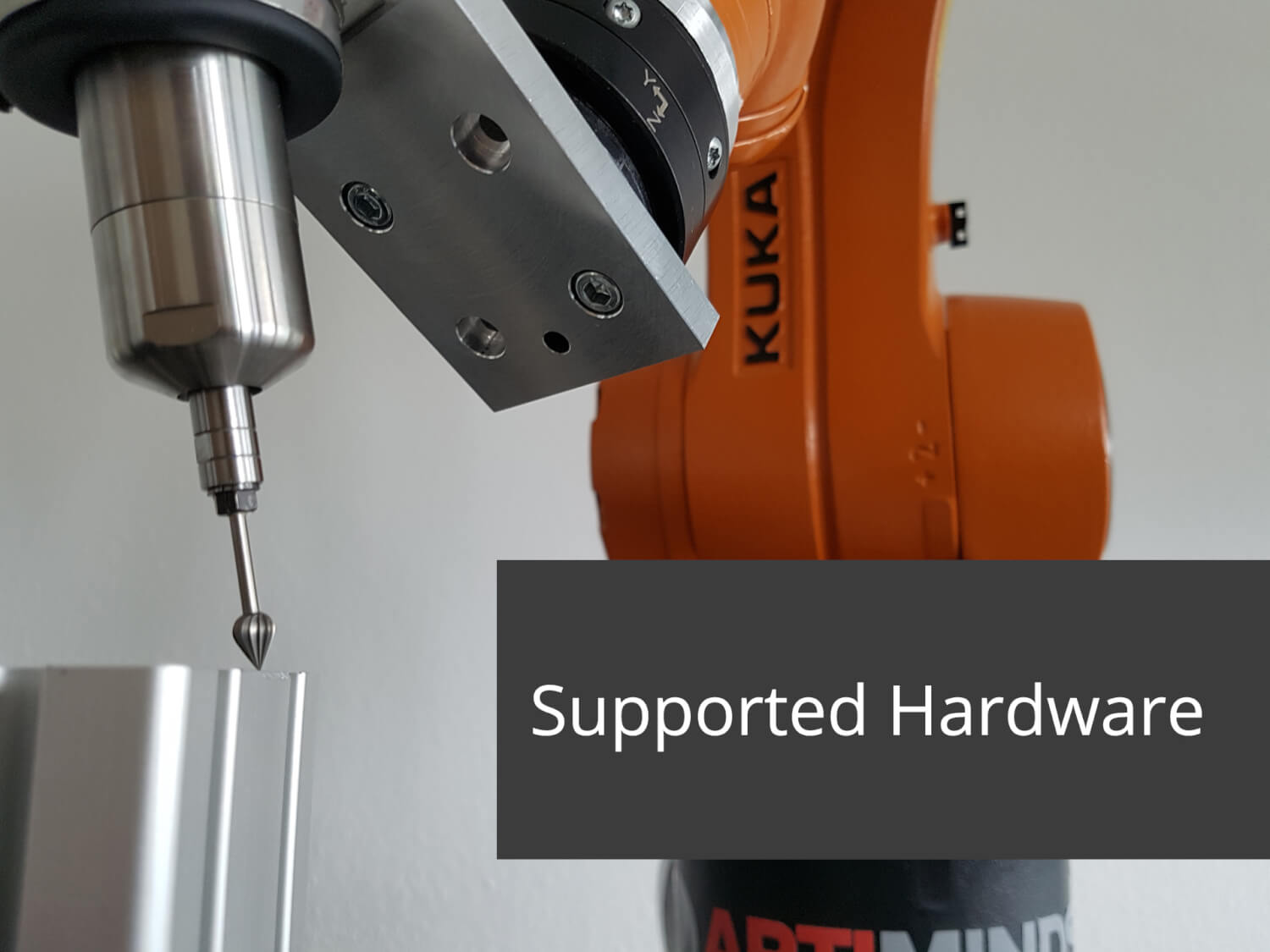ArtiMinds-Robotics – There for you - supported hardware