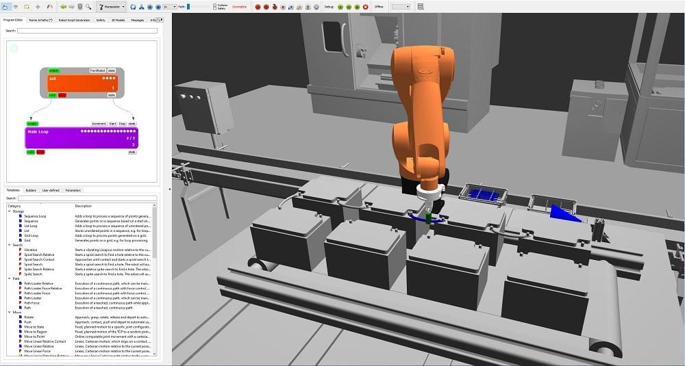 ArtiMinds Robotics - effortless robot implementation