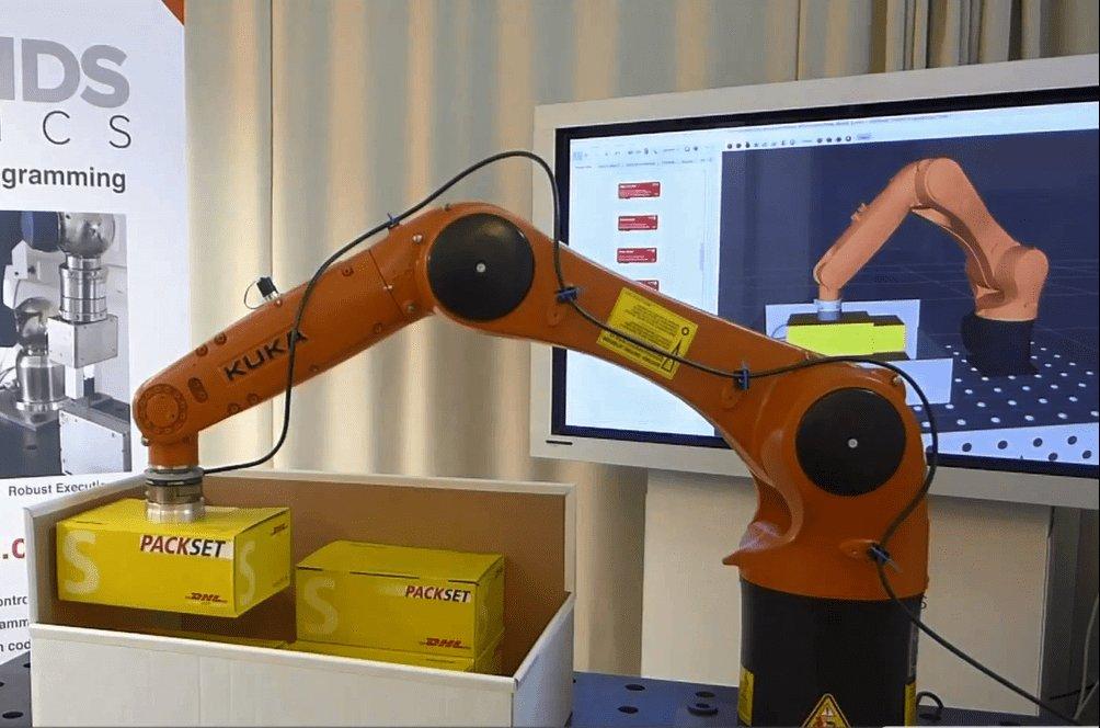ArtiMinds Robotics – Automatisierungslösungen für Pick & Place mit ArtiMinds RPS