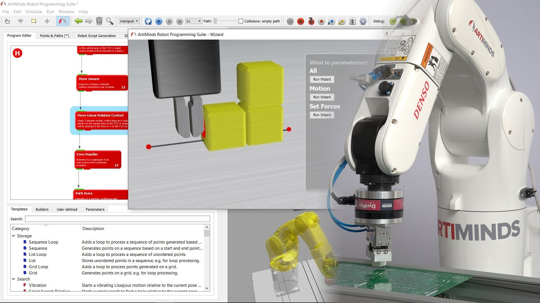 ArtiMinds Robotics - Standardisierte Roboterprogrammierung