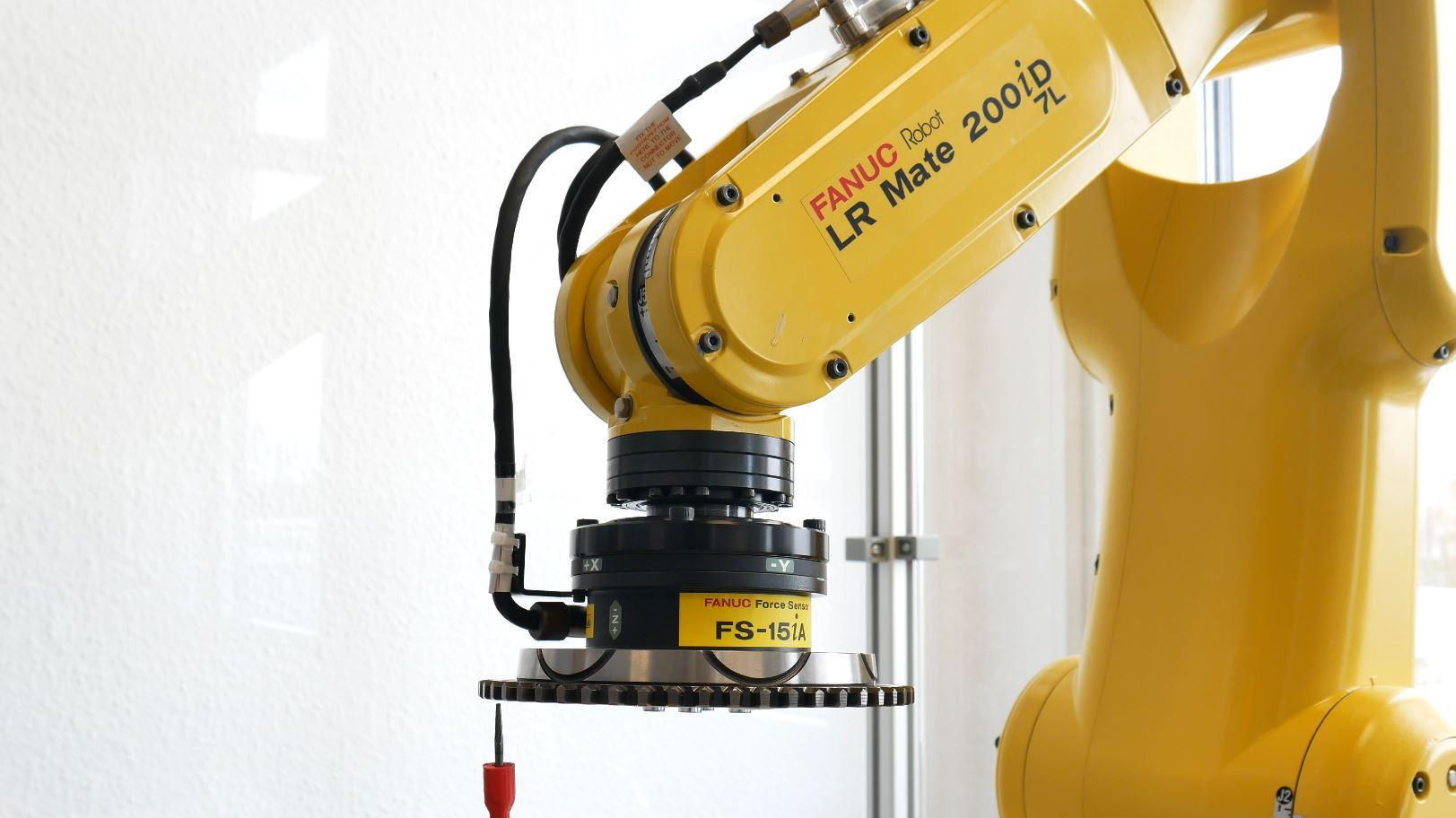 ArtiMinds Robotics - Vereinfachen Sie die Programmierung Ihres Fanuc Roboters ArtiMinds RPS